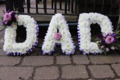 Dad Funeral Letters